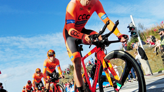 CCC joins the UCI World Tour